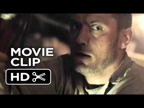 Black Sea Movie CLIP - Going Down (2015) - Jude Law Thriller HD