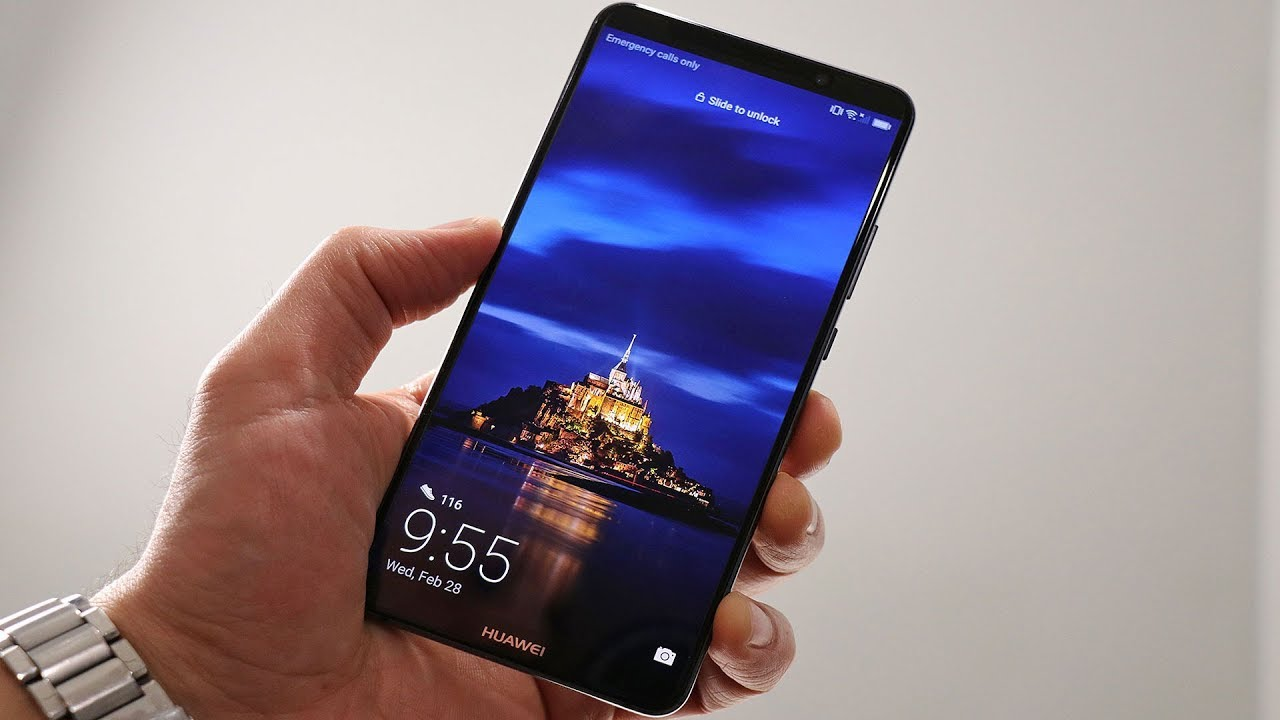 Huawei Mate 10 Pro Review: Android Power User's Dream Machine?