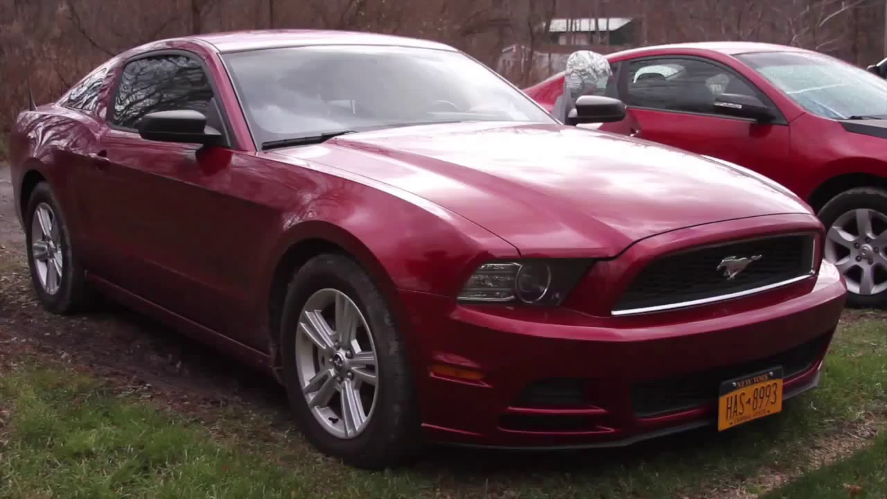maxresdefault 2011 2014 ford mustang auto dimming rear view mirror install (only  at eliteediting.co