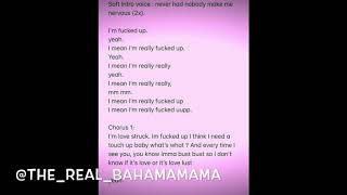 Tray Bndo - Love Struck (Lyrics) [Official Audio]