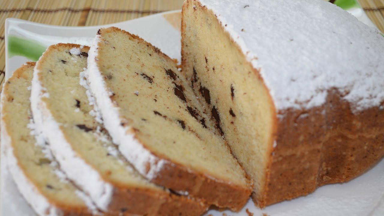 Рецепт кекса для хлебопечки редмонд