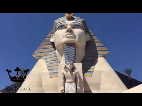 Luxor Las Vegas PENTHOUSE