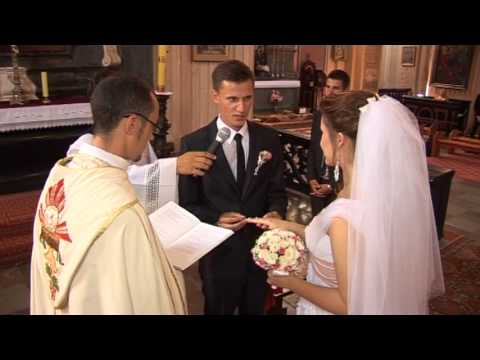 Венчание в Несвиже,Беларусь