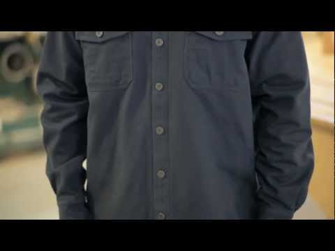 Duluth Trading Fire Hose® F.O.M.™ Shirt Jac