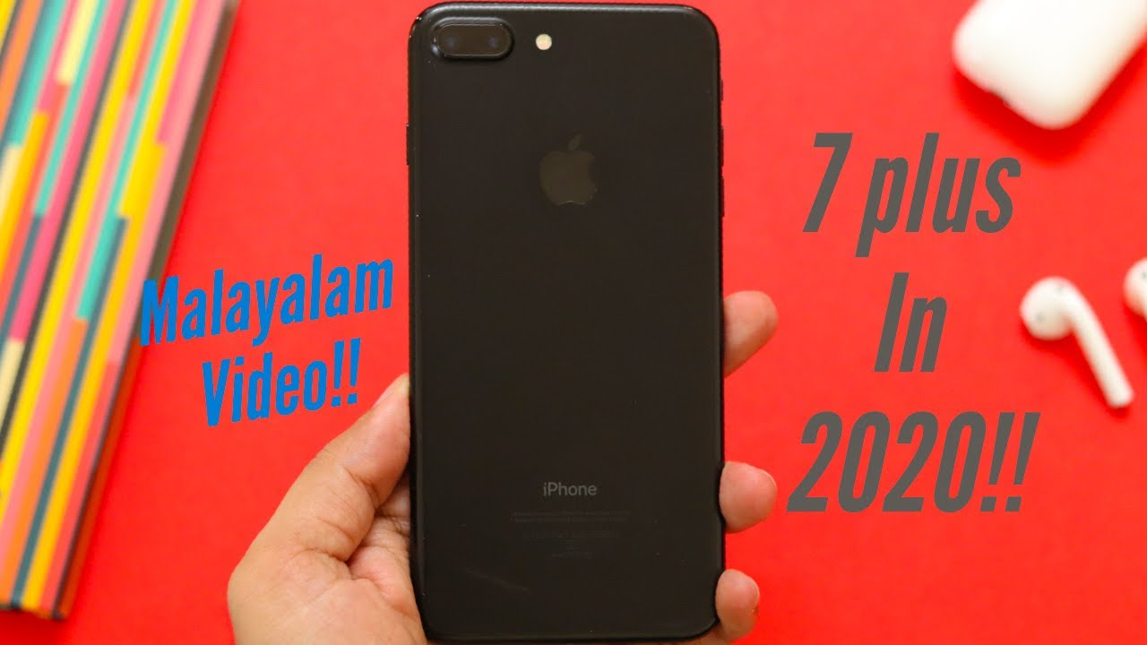 iPhone 7 Plus Malayalam review in 2020!!