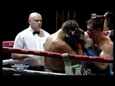 Clemente Russo Vs Aleksey Egorov AIBA Pro Boxing 21 11 2014
