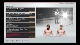 WWE 2K19 showcase part 6 WM34 and DB vs BD