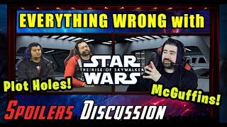EVERYTHING Wrong w/ Star Wars: Rise of Skywalker!