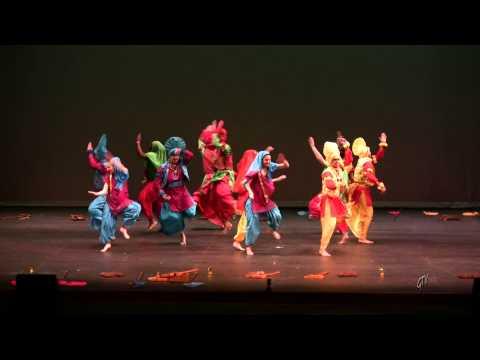 Princeton Bhangra @ Bhangra Fever 5