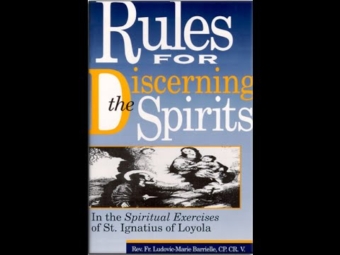 Discerning Apparitions ~ Fr Ripperger