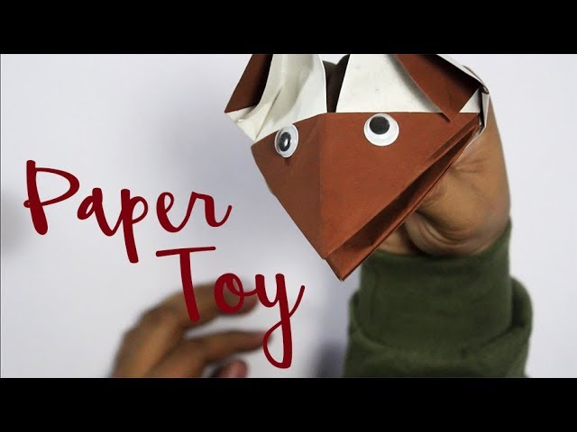 Paper Toy | Animal Face