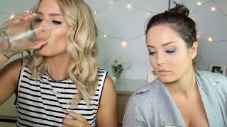 Get Ready With Us! Rach & Chlo-Mo Havin' Fun Wit' Makeup!