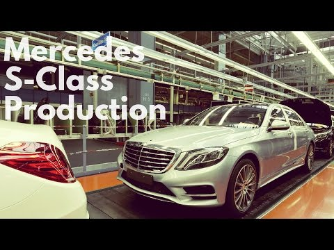 Thumbnail: Mercedes-Benz S-Class Production
