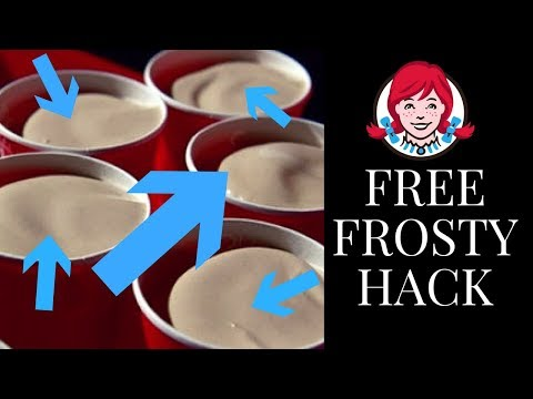 Here's How You Can Get A Free Frosty Every Time You Visit Wendy's In 2018