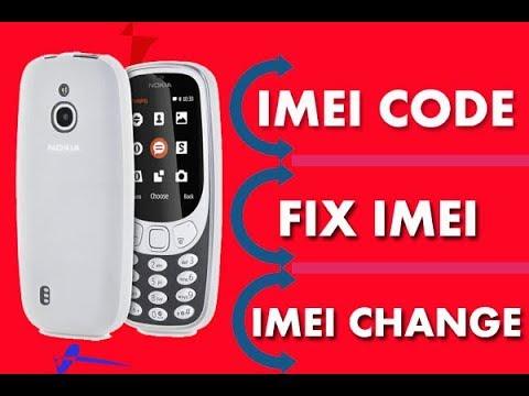 Nokia 3310 New Change Invalid IMEI Without Box | Nokia China 3310 New IMEI Change With Keypad Code