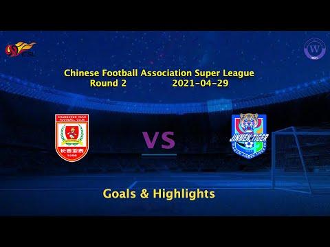 Changchun Yatai Tianjin Teda Goals And Highlights