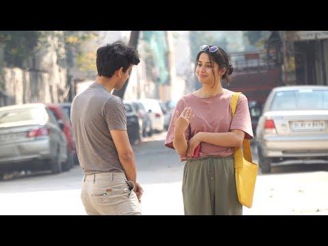 Ring Engagement Prank on Girls | Rishabh rai