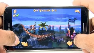 Top 10 Free Android Games - July 2014 (shown on the Galaxy S5) - Games4Droid #18