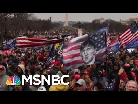 Joy Reid: 'This Is A Riot At Minimum, It's Insurrection'   MSNBC