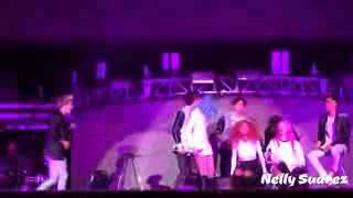 CD9 -Vuelves ft Sweet California Auditorio Nacional (26-11-16)