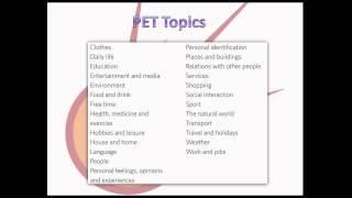 ¿Cómo aprobar el PET? Speaking Part 4