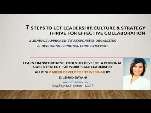 7 Steps to Let Leadership, Culture & Strategy Thrive for Effective Collaboration
