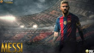 Lionel messi ● impractical dribbling skills ● 2016 / 2017