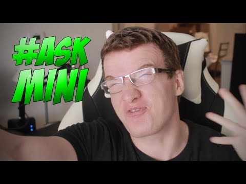 #AskMini - BEING RICH, GUITAR SOLOS, AUSTRALIAN LADD!