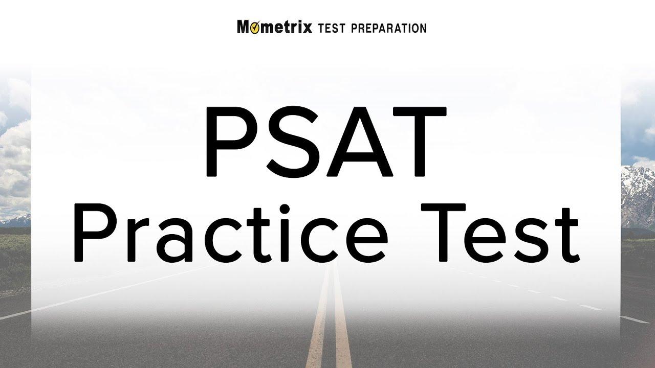 best psat prep practice test youtube