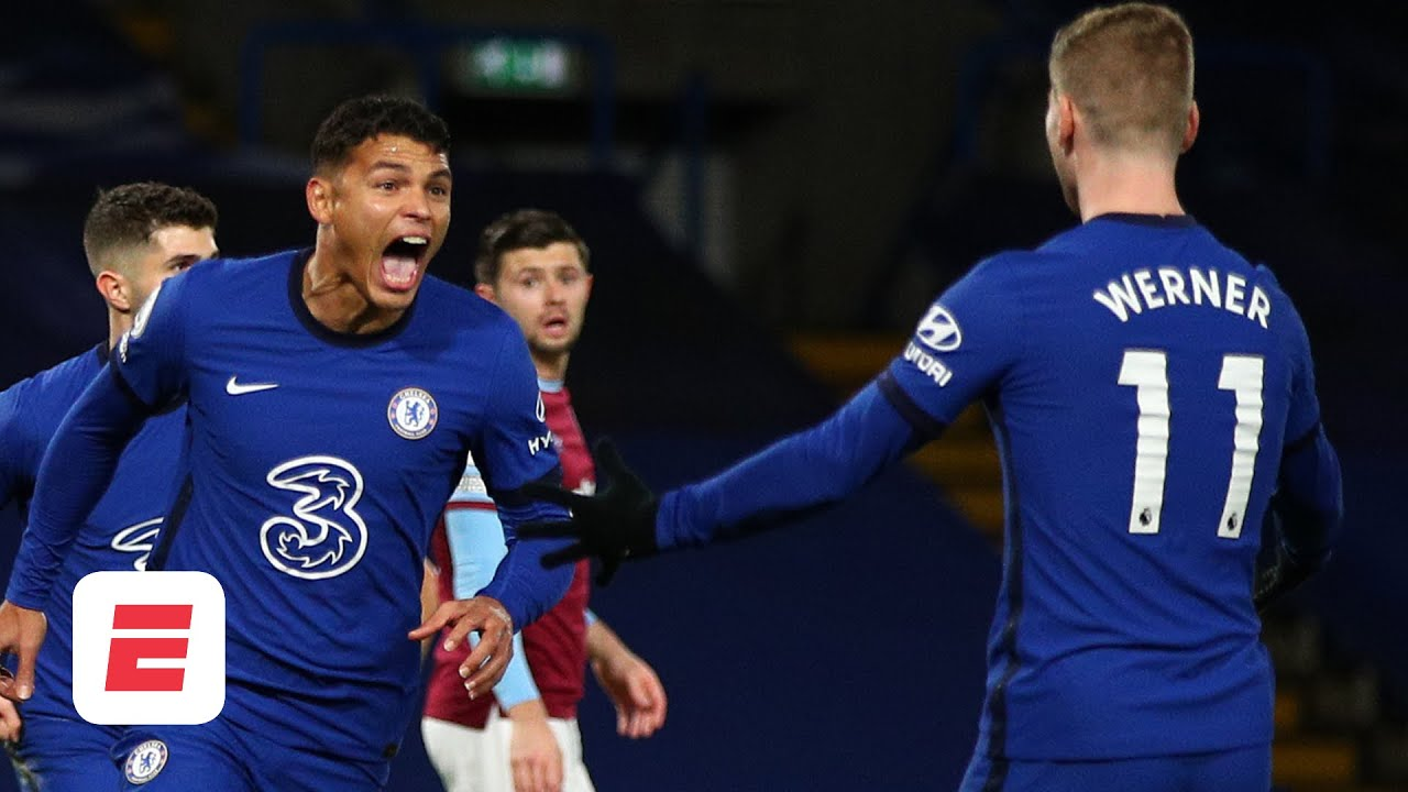 Chelsea Vs West Ham Reaction Thiago Silva Shines As Timo Werner Struggles To Find Form Espn Fc Youtube