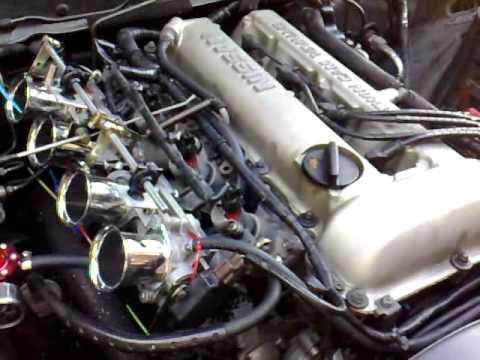 SR20 ITB noise - YouTube