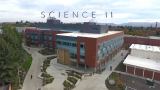 new science building at cwu