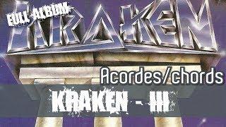 Kraken III - Kraken (Acordes - Chords) LETRA  -  LYRIC ¡FULL ALBUM! #kraken #iii #acordes YouTube Videos