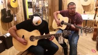Guitar center session 2 corridos