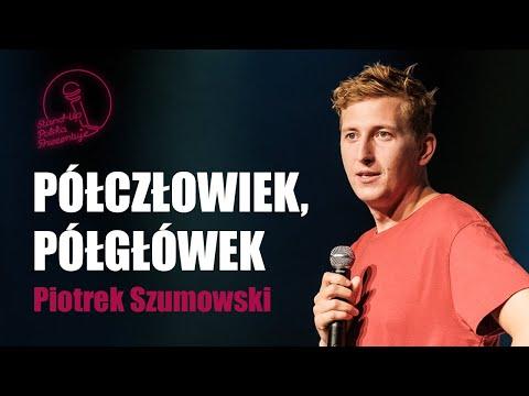 Piotrek Szumowski - Półczłowiek, półgłówek | Stand-up Polska 2020
