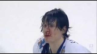 Finland-USA Salmela vs. Backes