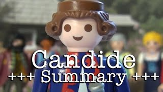 Candide to go (Voltaire in 11 minutes)