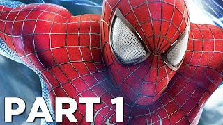 SPIDER-MAN REMASTERED PS5 Walkthrough Gameplay Part 1 - INTRO (Playstation 5)