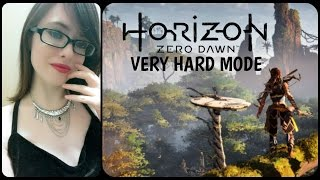 Let's Play Horizon Zero Dawn Very Hard Mode Part 13 With SailorGamer