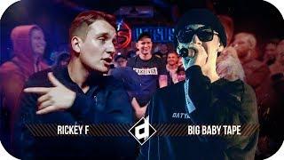 RICKEY F versus BIG BABY TAPE   РЭП КЕК БАТТЛ