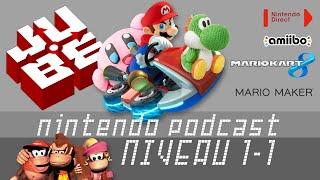 JUBE Nintendocast 1-1