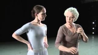 Rehearsing The Royal Ballet