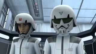 Звёздные войны. Повстанцы - Нарушая строй - Сезон 1, Серия 6