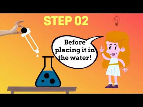 How To Make A Microscope Slide - NEW