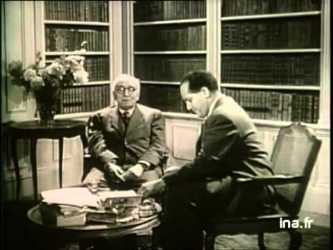 Quand Jean Amrouche interviewait Paul Claudel