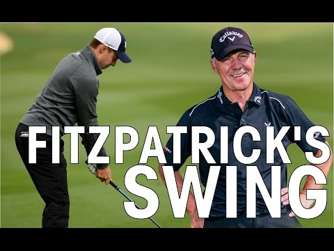 Pete Cowen analyses Fitzpatrick's effective swing