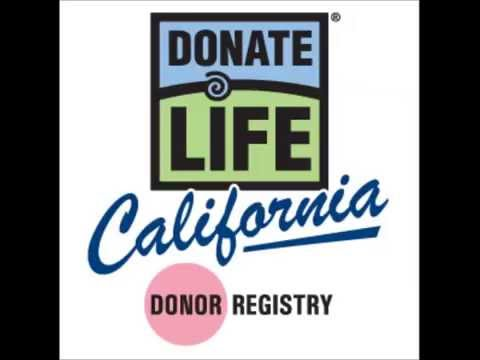 Donate Life California on Good News Radio Magazine