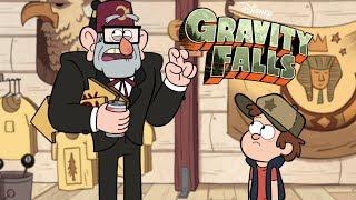 Gravity Falls: Secret Society Revealed!