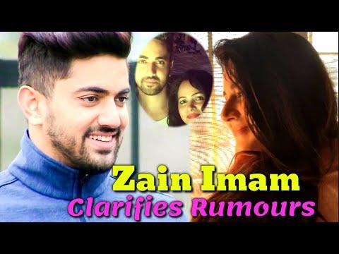 Zain Imam requests Adiza Fans| Clarifies FAKE Comments About Aditi Rathore| Zain's New Show thumbnail