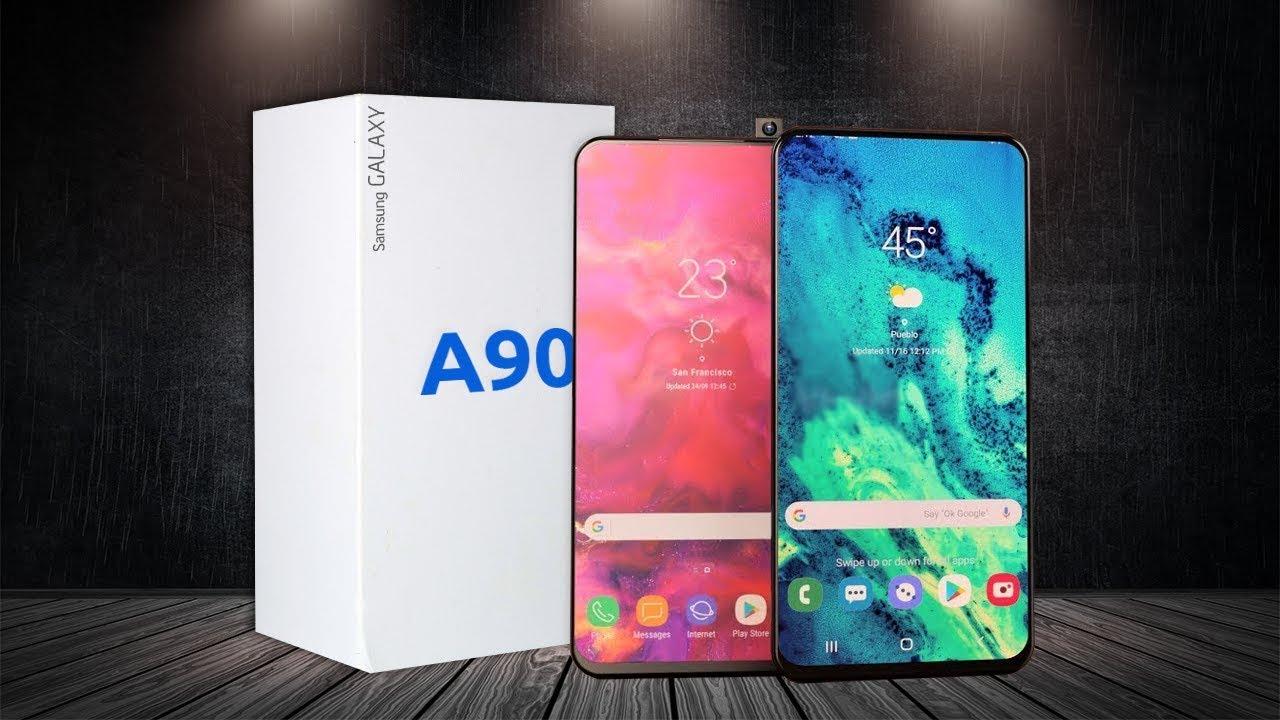 Картинки по запросу Samsung Galaxy A90 фото